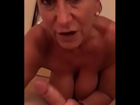 Brit Milf Sucks And Swallows