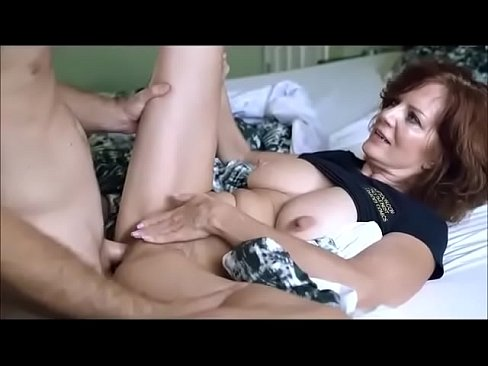 Mature Mom Fucks Son